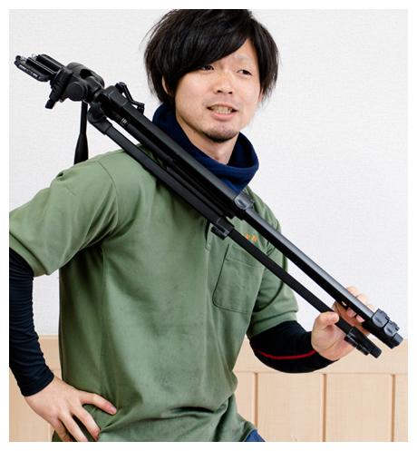 先輩web担当の写真(k)